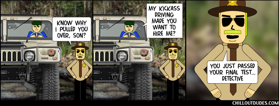Chill Out Dudes #137: Kickass Driving